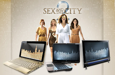 promocion HP y Sex and the City 2 2010