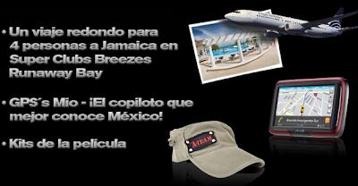 premios promocion fox latina a team los magnificos 2010 mexico Brigada A Twentieth Century Fox