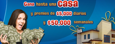 Concurso petalo 50 aniversario Mexico premios casa, $50 000 pesos,$5 000 pesos
