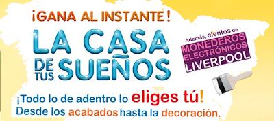 premios promocion margarina primavera la casa de tus sueños Mexico 2010