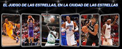 premio viaje nba juego de las estrellas 2011 promocion hp Mexico