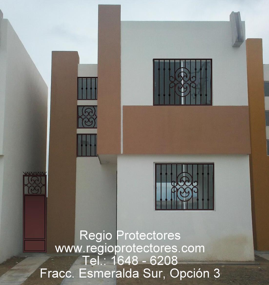 , Protectores para ventanas y puertas, Fracc.Esmeralda Sur Opción 3