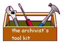 eines per conservar els arxius