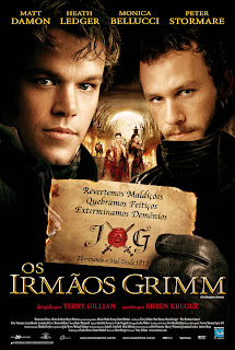 Download – Os Irmãos Grimm – AVI + RMVB Dublado