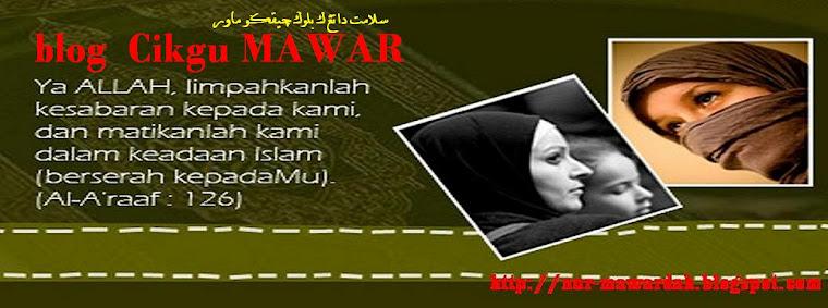 Blog Cikgu Mawar