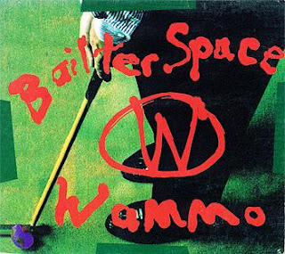 Bailterspace Wammo CD cover