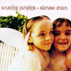 The Smashing Pumpkins Siamese Dream CD cover