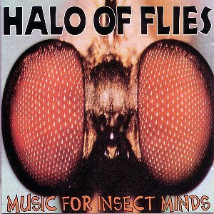 Halo of Flies Music For Insect Minds Original CD cover