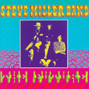 Steve Miller Band - Children of the Future album cover