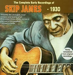 The Complete Early Recordings of Skip James CD cover