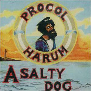 A Salty Dog CD cover