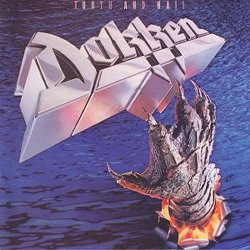 Dokken Tooth And Nail Album Cover
