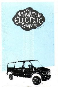 Magnolia Electric Company tour postard
