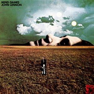 John Lennon Mind Games album cover
