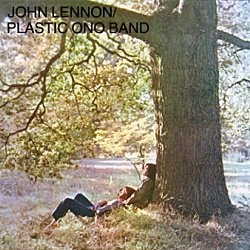 John Lennon/Plastic Ono Band album cover
