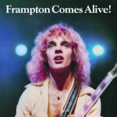 Peter Frampton Frampton Comes Alive album cover