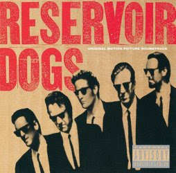 Reservoir Dogs OMPST cover