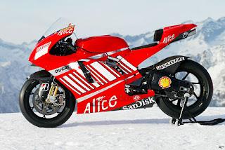 Desmosedici GP7 800cc