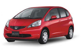 Honda, Small car, Jazz