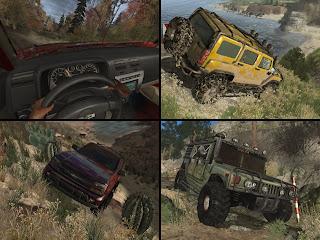 4x4 Hummer capturas