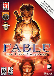 FABLE: The Lost Chapters portada