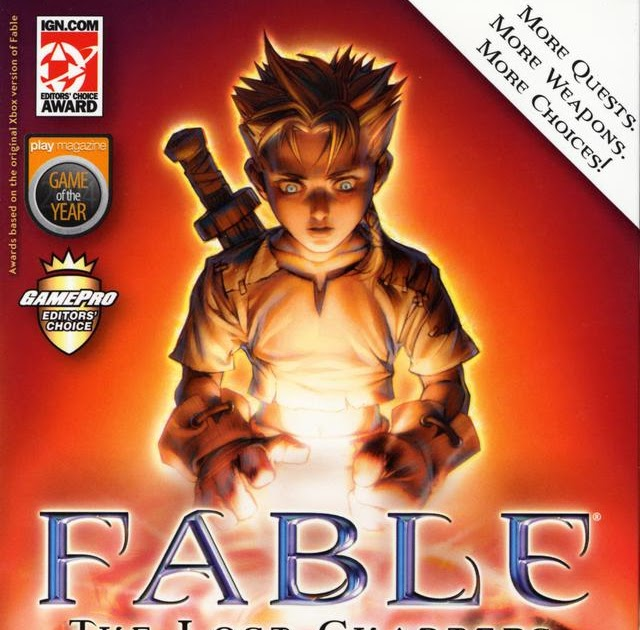 Industrial Light And Magic Adam Savage: Compartiendo Al Límite: FABLE: The Lost Chapters [PC][Rol