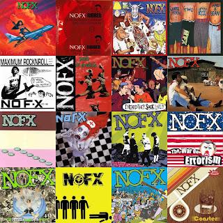 Discografía NOFX