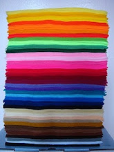 Felt Fabric Available