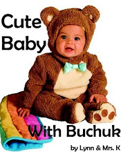 Cute Baby with Bucuk