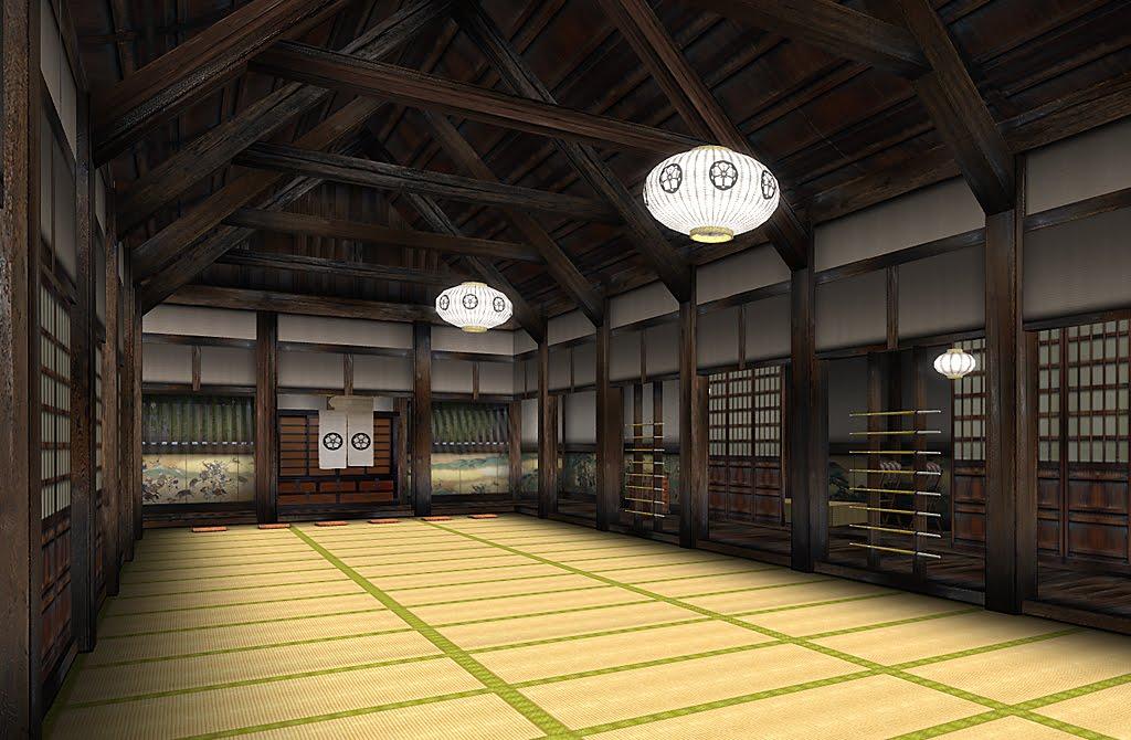 [4th Division] Inside Dojo Matsumoto-dojo-03