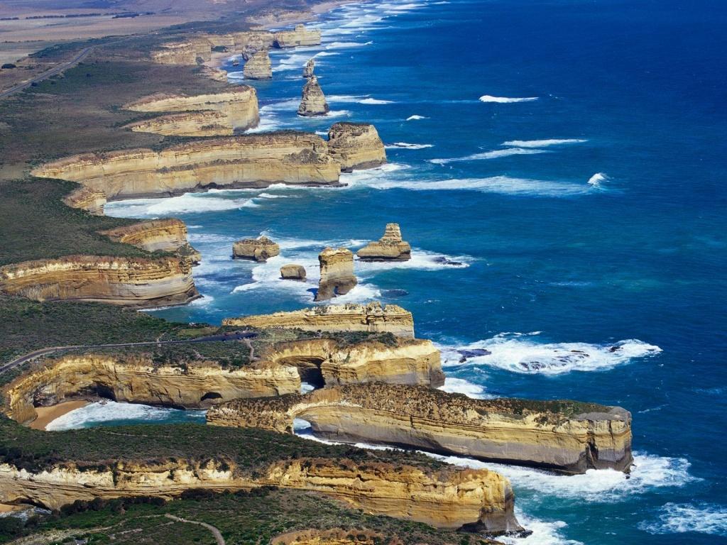 Australia - An Island Continent