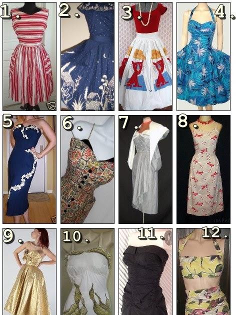 vintage bulletin the vintage clothing viva las