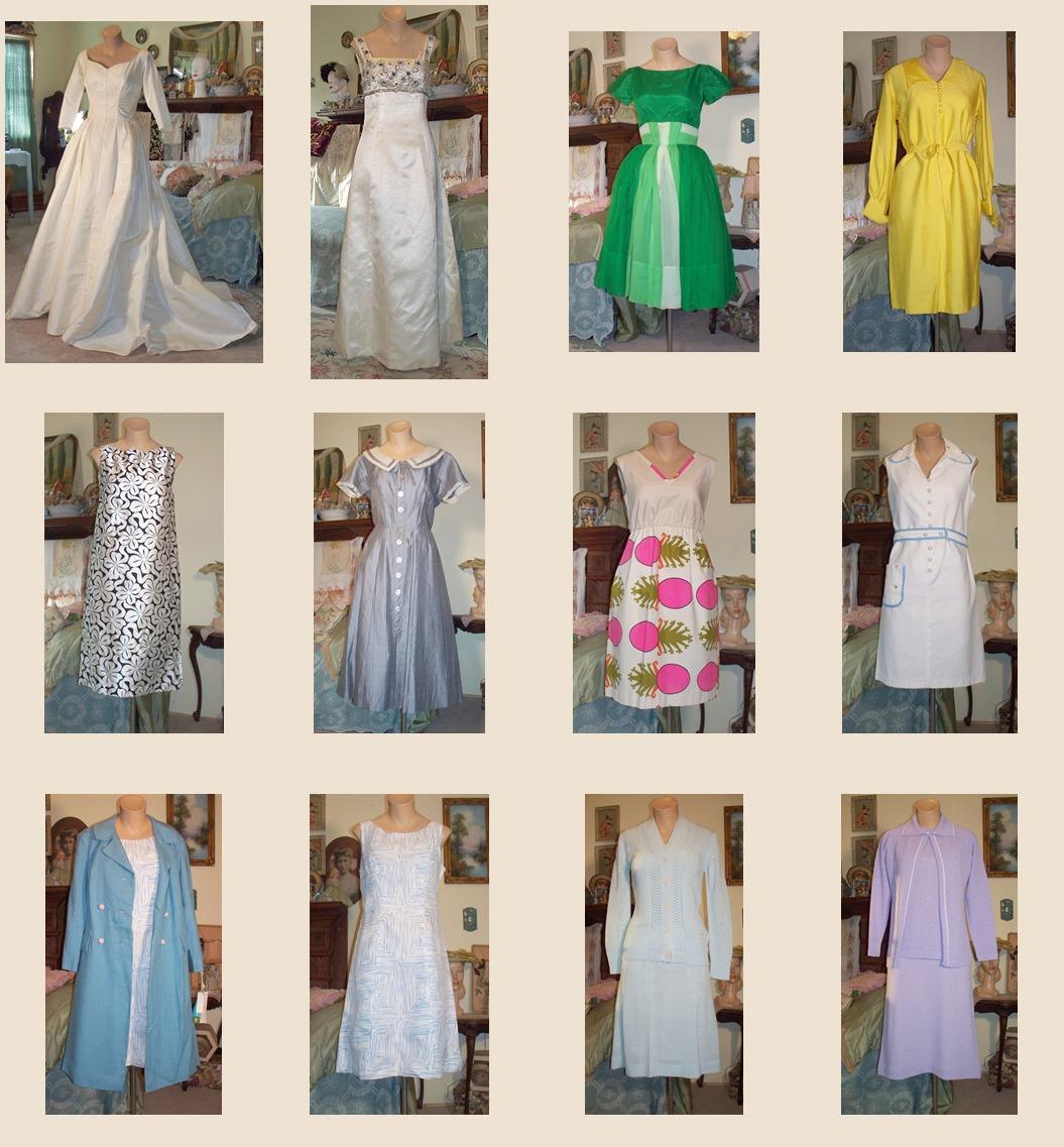 Dressy Vintage Clothing
