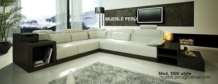 Muebles de sala for Muebles sala modernos