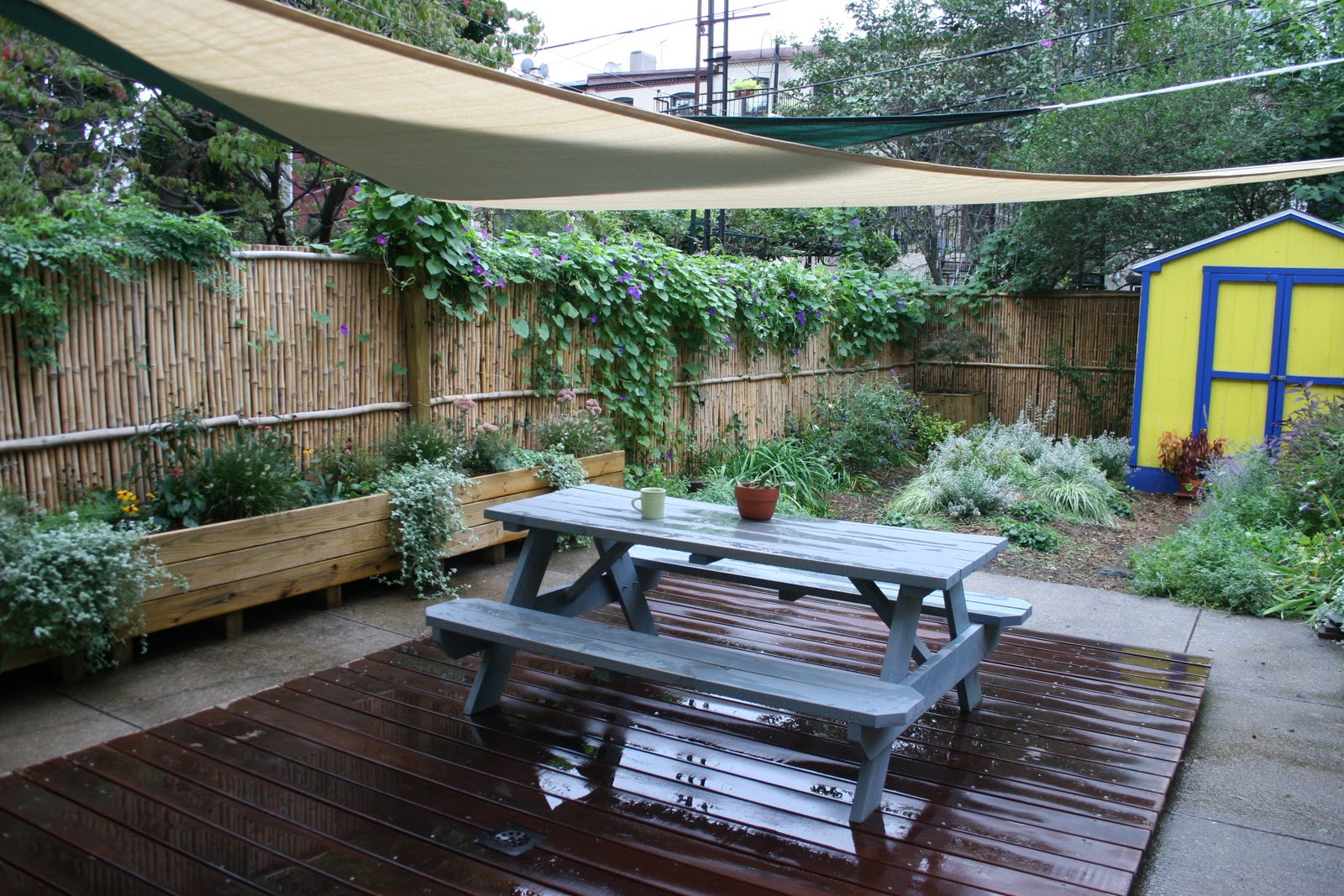 Greenzone landscape design brooklyn garden for Garden design brooklyn