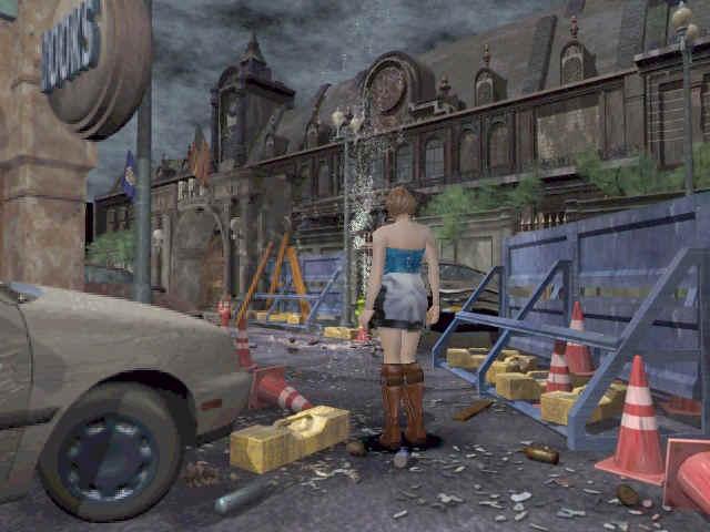 Resident Evil Nemesis 77