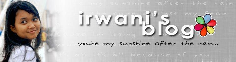 irwani's blog