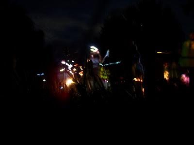 pidic encadrees photographie photoblog amateur bordeaux gironde randonnee nocturne lampe frontale nuit marche