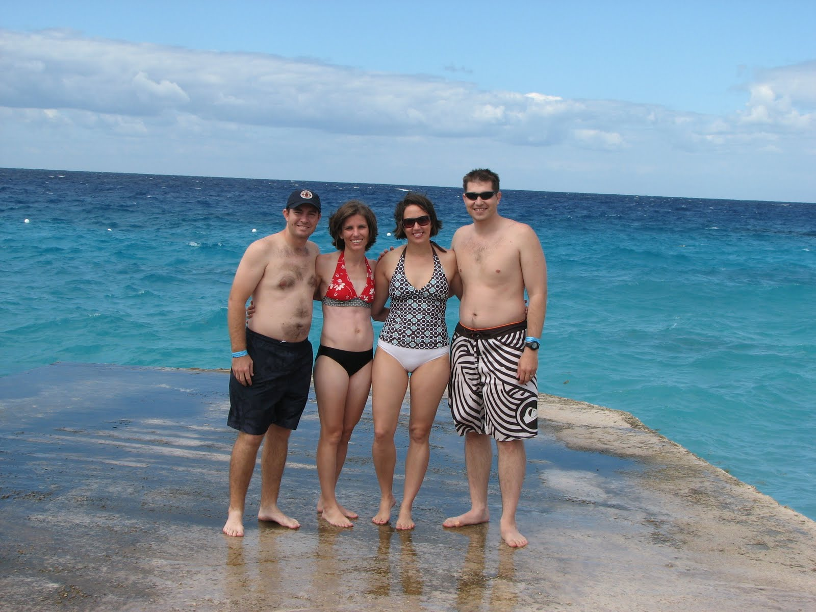 Nude beaches cozumel mexico