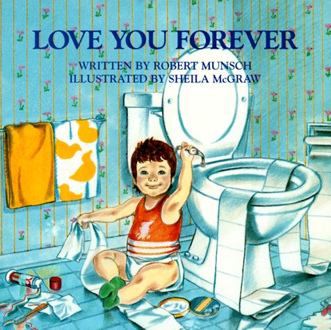 Love You Forever has been one of my favorite books since I was little.