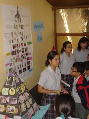 El eficiente manejo de las Pirámides de Información elaboradas por los alumnos de Primero y Segundo