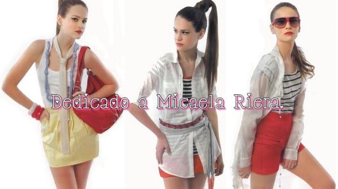 Micaela Riera Dedicado ♥