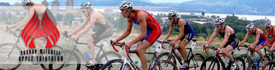 Apple Triathlon Kelowna