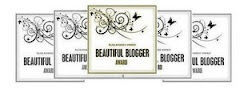 en beautiful blogger award til meg:)