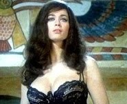 Good Lord! Valerie Leon Rocks!