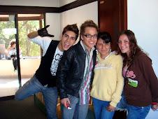 2007 Nov 5 - Con Lalo y Yurem de LNBT