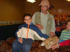 2007 Dic 4 - Fiesta Fer amigo de Ben