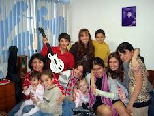 2007 Dic 25 - Navidad Primos
