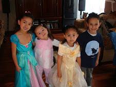 2008 Febrero 16 - Fiesta Ailish 6 años