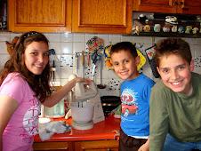 2008 Febrero 24 - Cake day